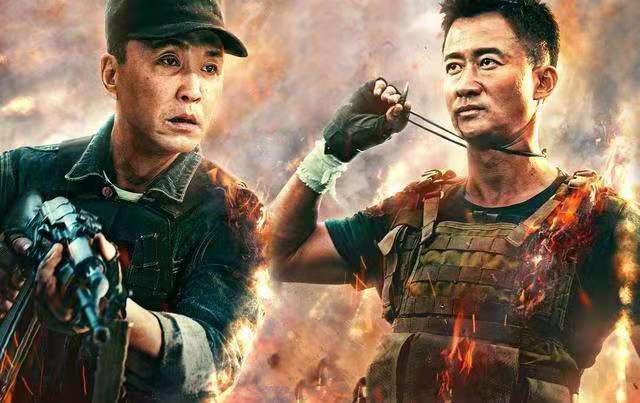 吴京被问到是否愿意鹿晗出演《战狼3》,他只说了6个字