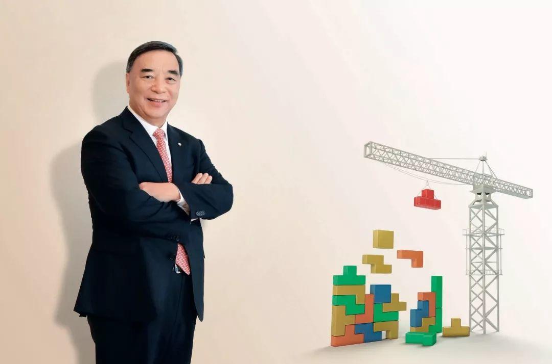 原创            宋志平 中国建材的三精模式