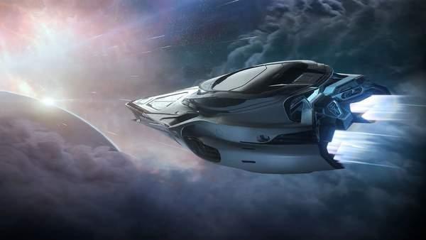 《星际公民》两段新预告豪华飞船展示,众筹超2.34亿