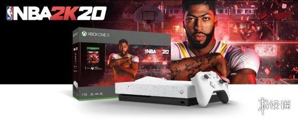 《NBA 2K20》同捆Xbox One X地下 名字超霸气