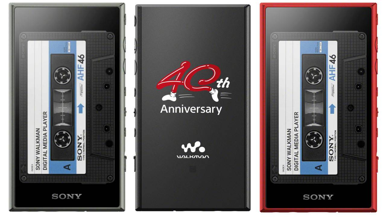 派早报:索尼推出Walkman40周年纪念款播放器、Pixel4珊瑚色配色真机曝光、华为智慧屏将于9月19日发布等