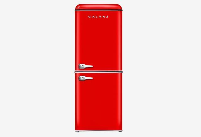 「蓝科技网」原创冰箱流行怀旧风 这款格兰仕复古领衍