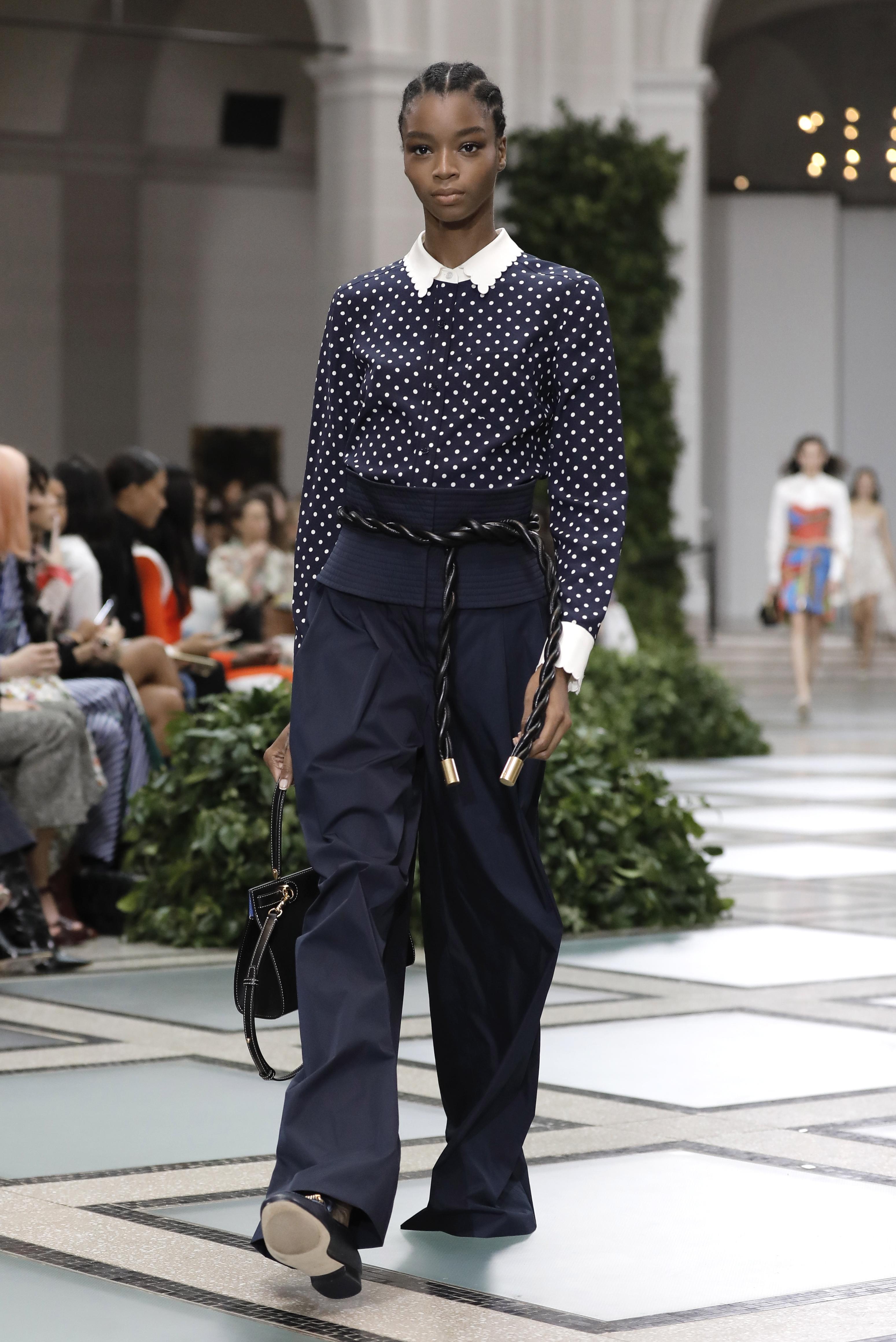 纽约时装周——Tory Burch品牌时装秀