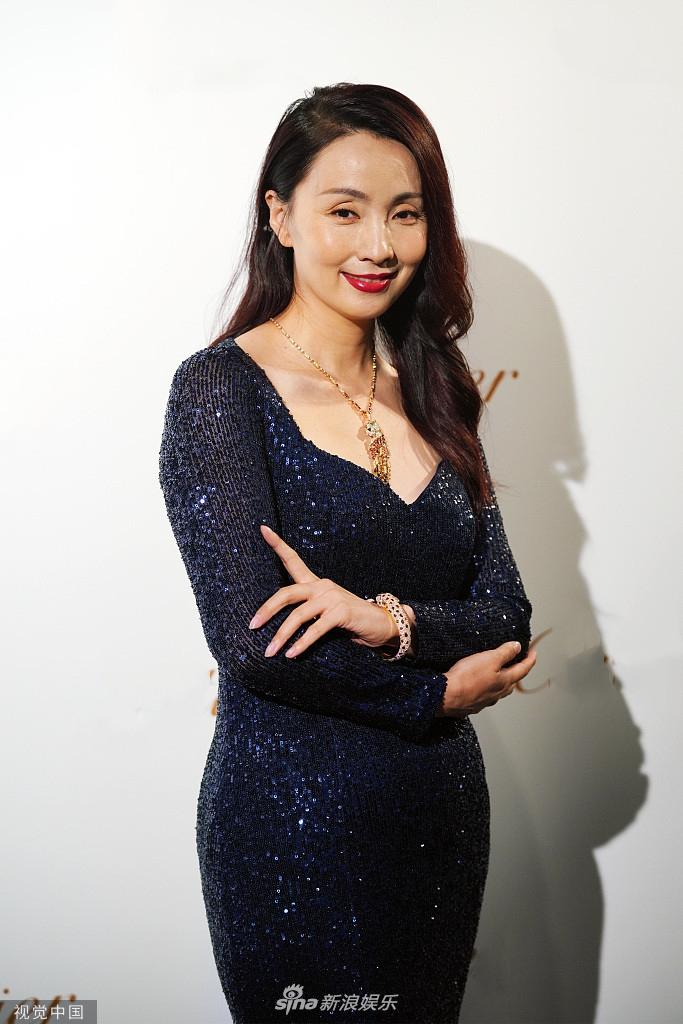 「环球网」陶虹王丽坤同台比美