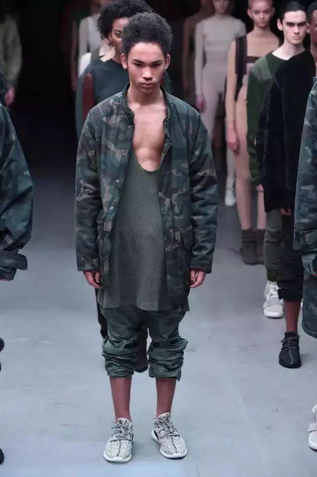 原创            YEEZY 御用模特 Luka Sabbat ,17 岁被 Kanye 赏识,大爱纽姆靴