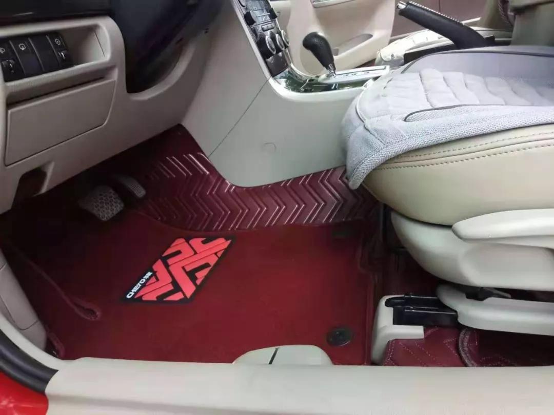 车友360航空软垫|威尼斯弹力丝系列,马自达6内饰微改性效果