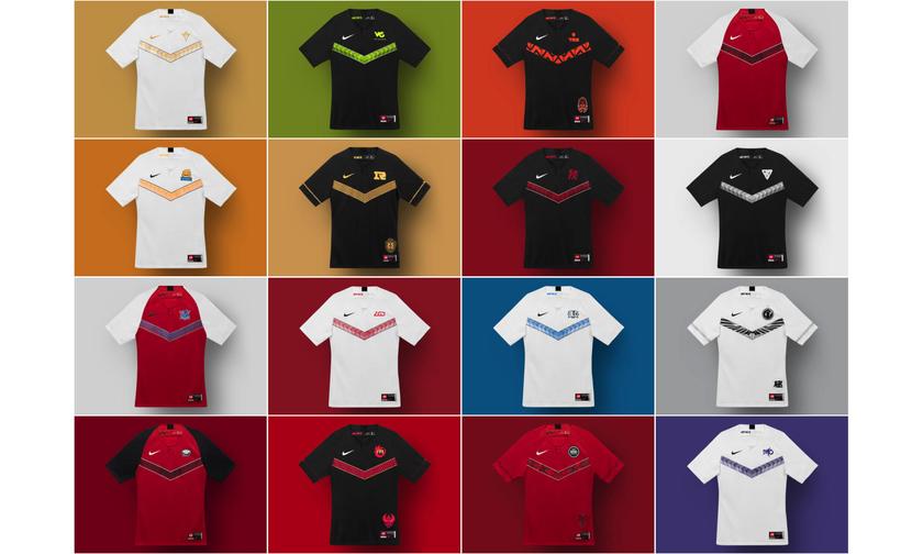 英雄联盟LPL队服由Nike设计!?下月首次亮相!