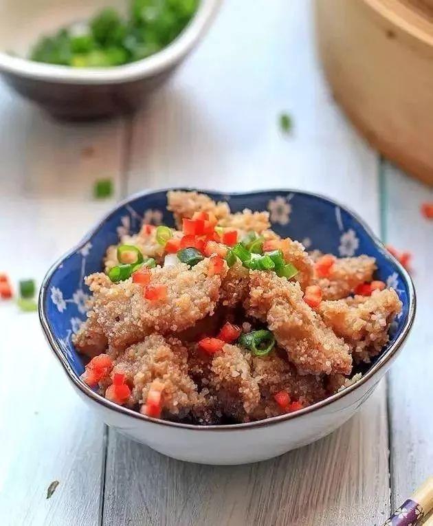 正宗粉蒸肉的家常做法_粉蒸肉的做法,简单又不失美味