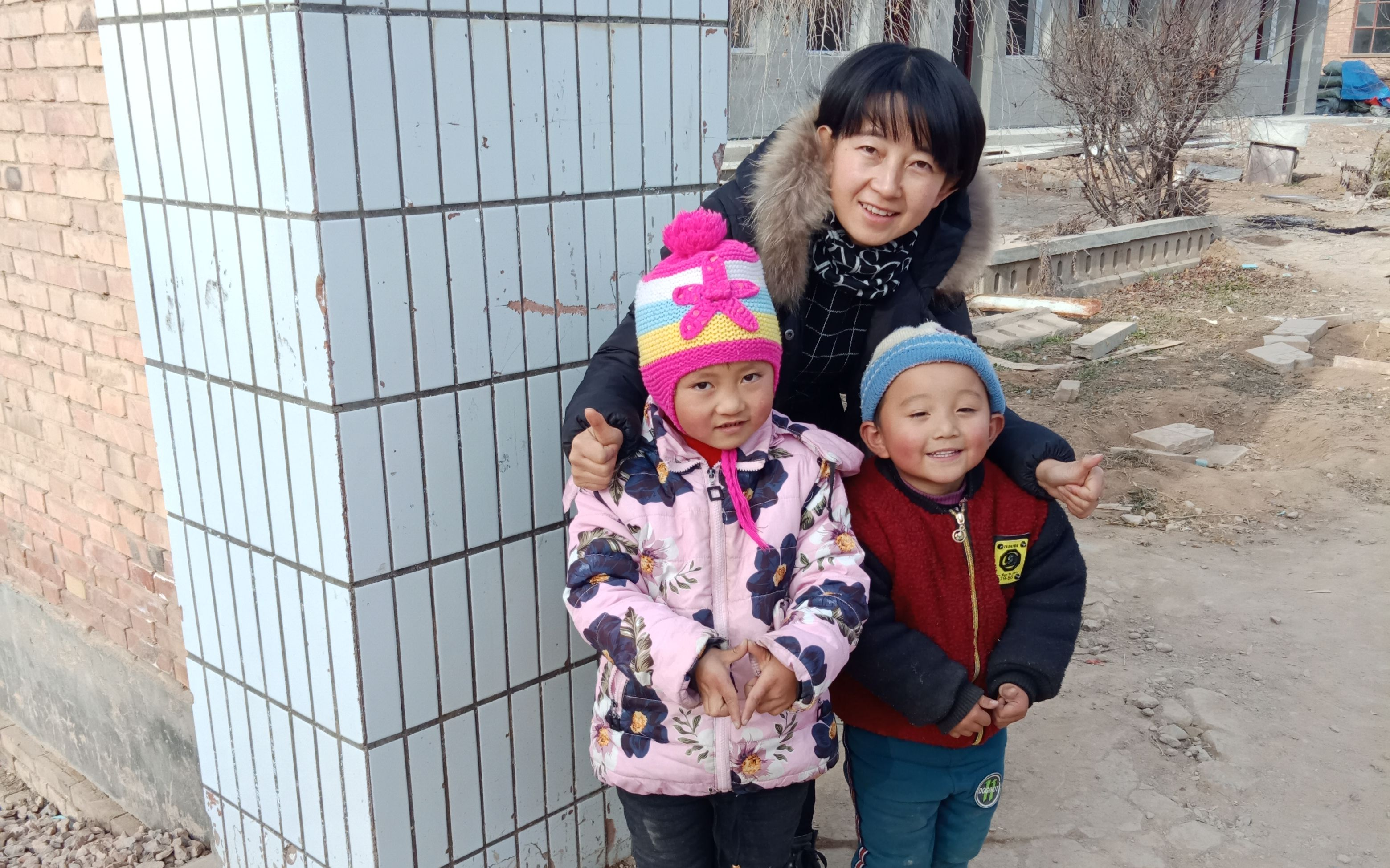 梁红霞 给留守儿童更多关爱 让农村孩子见识更广阔世界