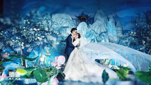 中式婚礼_这样的中式婚礼,你一定没看过...