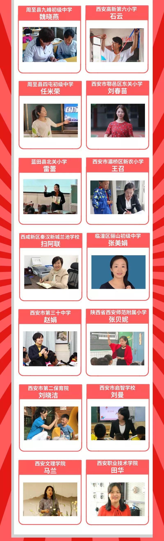 西安100多位老师榜上 jiwtv开心生肖开户上海综合素质评价闻名 有教过你的老师吗?