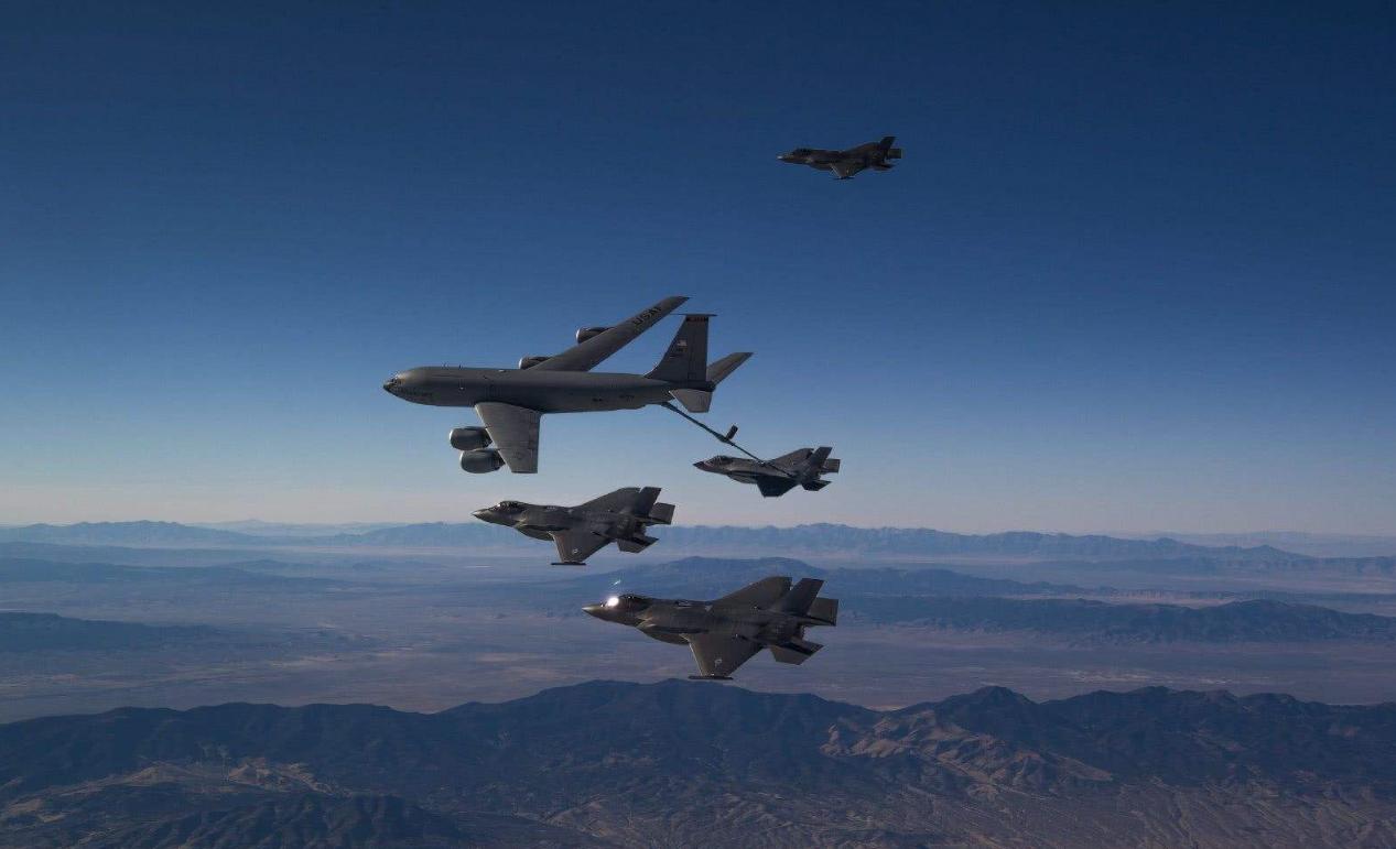 只有7成能飞?美国战机出勤率多年持续降低,国防部长发话也没用