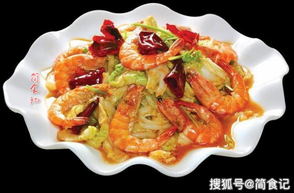 [做大虾烧白菜,万不可直接下锅!多加1步,白菜更入味,不出水]大虾烧