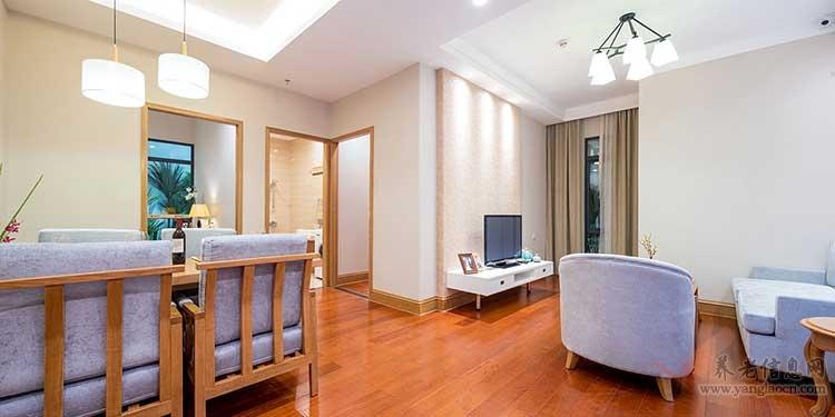 广州排名前十大养老院 广州最好的养老院之一金沙洲五星级泰成逸园养老院