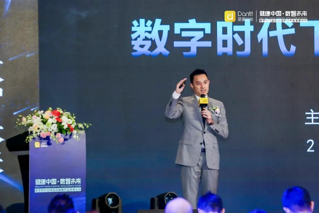 idea品牌执行官/3f健身管理培训联合创始人 樊澄先生