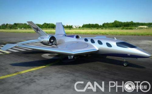 天马座与英集团合作开发垂直起降公务机飞控系统