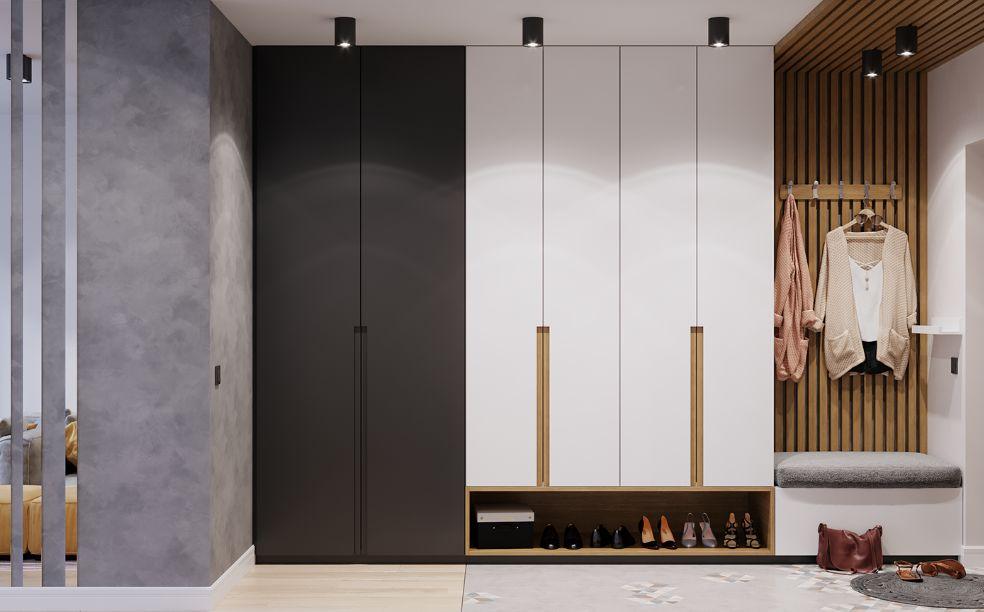 2019年最受欢的鞋柜设计,快扔掉你家老土的柜子!