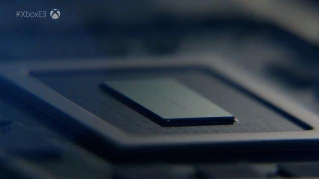 Xbox新主机将有专门硬件核心负责处理光追
