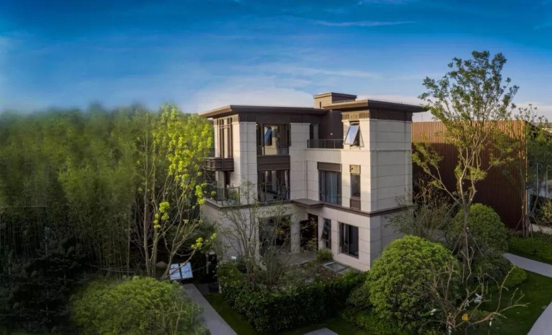 155平米享5层空间,一路高架直达武林门,这样的院墅总价仅500万级