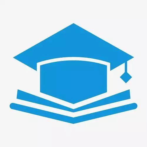 教育图标学士帽