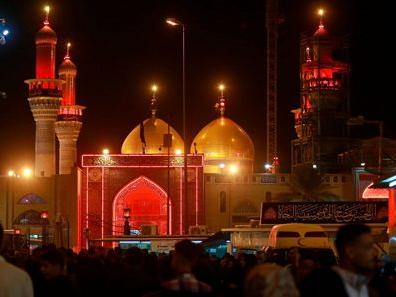 伊拉克一神殿发生踩踏事故 致至少16人死亡