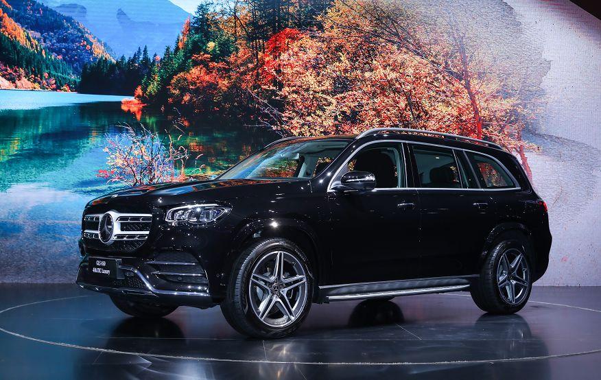 【明星关注】放下凌云对新款奔驰GLS SUV的野心