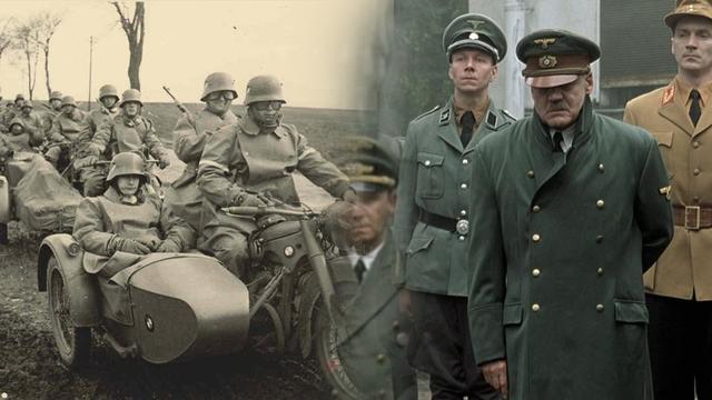 二战时,德国为何战败?只因犯下三个大错,个个致命_德国新闻_德国中文网