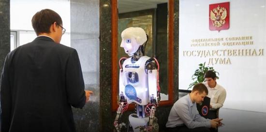 俄研究:2030年俄罗斯近半数工作岗位或将被机器人占据