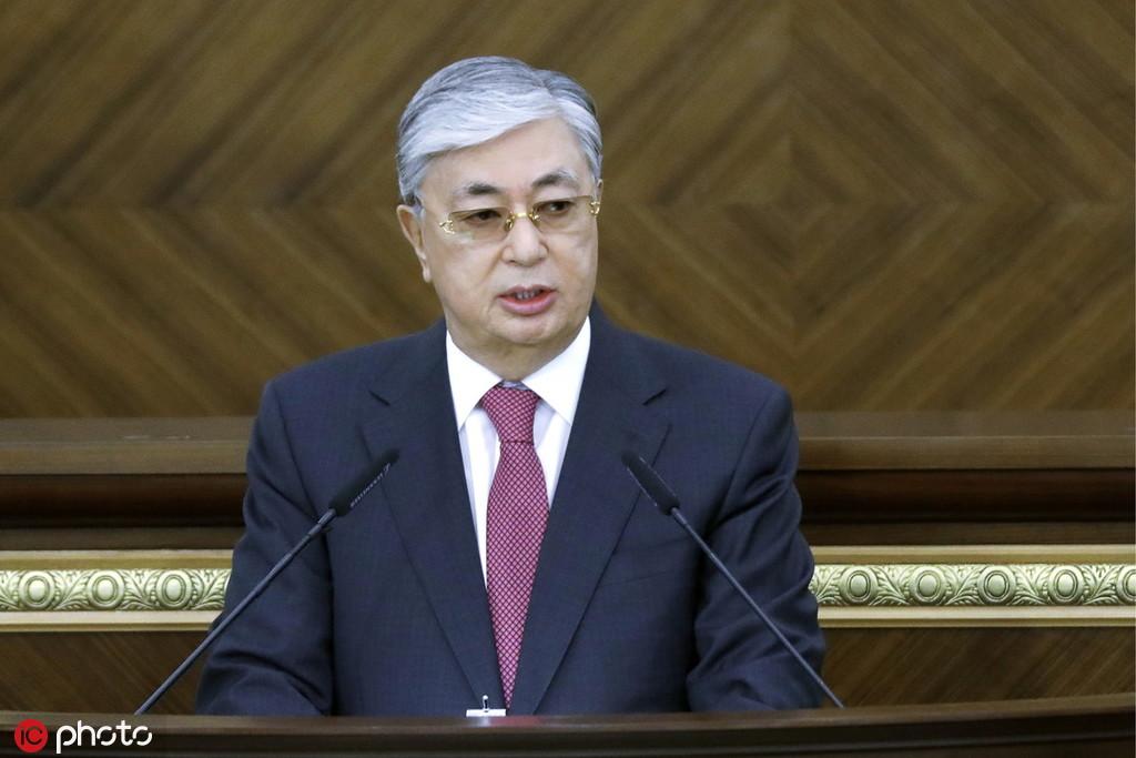 哈萨克斯坦总统亲身出面,廓清关于中国旧工厂搬家等流言