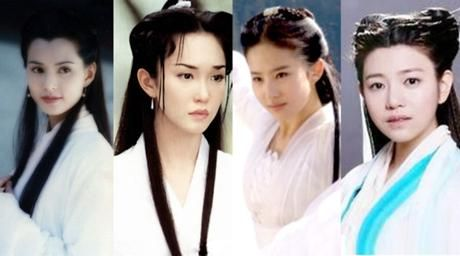 16岁因清新照走红,演小龙女备受期待,挑战刘亦菲经典角色被嘲