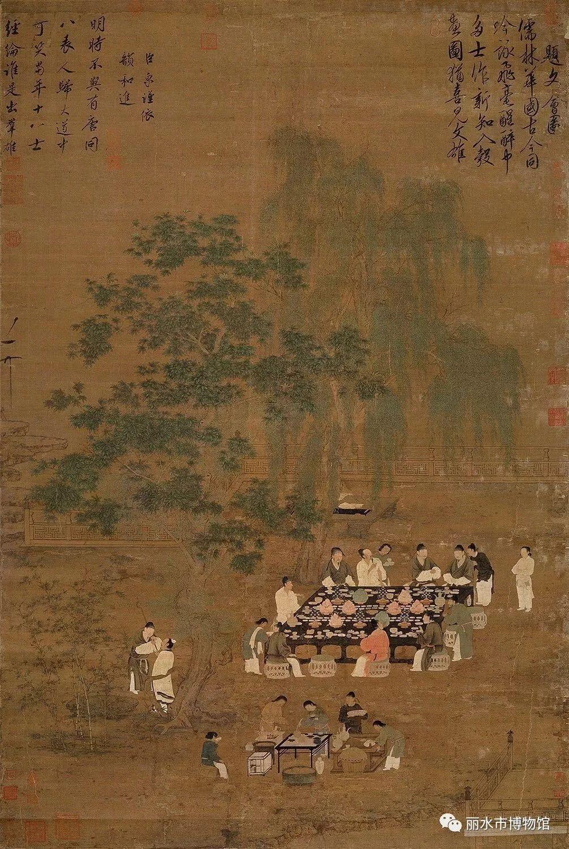丽博中秋 茶中自有颜如玉 唐菓手工DIY活动报名中