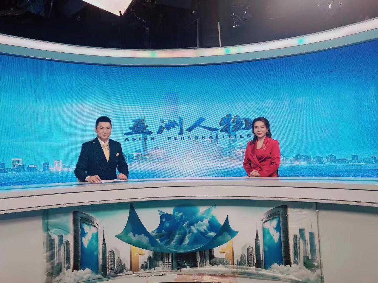 《亚洲人物》专访Aimo愛默珠寶创始人:朱蔓琳