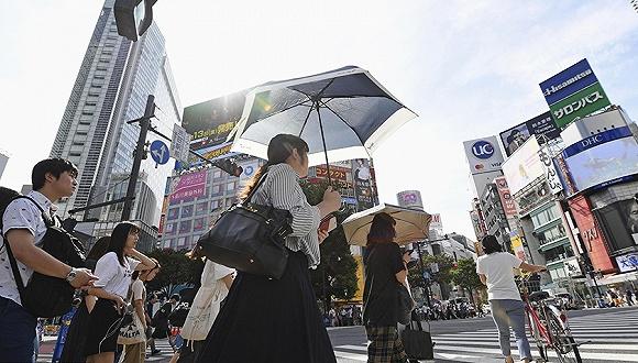 """台风""""法茜""""登陆日本影响280万人铁路出行,最大太阳能发电站遭破坏"""