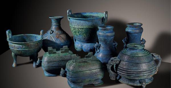 流失日本的曾伯克父青铜器回家,将现身新中国文物回归成果展