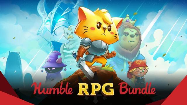 Humble开卖RPG游戏包无主之地喵咪斗恶龙入包