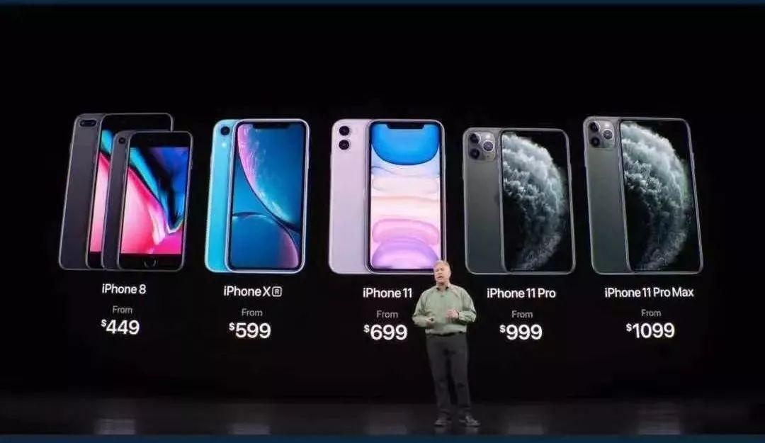 哈哈哈,国外网友对iPhone 11的吐槽来了!最中枪的果然是……