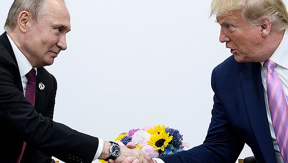 美高级间谍曾潜入普京眼皮底下?俄罗斯:美国媒体在自娱自乐