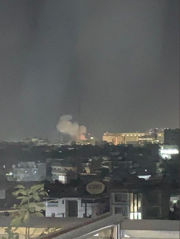 911纪念日 美国驻阿富汗大使馆遭火箭弹袭击