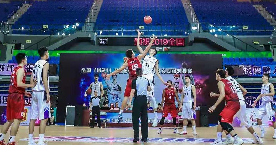 5封盖!最像周琦的人原来是他,新疆男篮下赛季有福了
