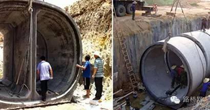 施工方法   明挖现浇法:利用支护结构支挡条件下,在地表进行地下基坑开挖,在基坑内施工做内部结构的施工方法.图片