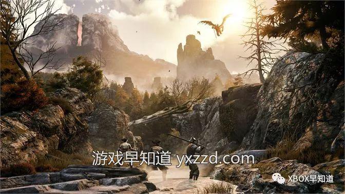 XboxOne近代魔幻开放世界RPG《贪婪之秋》正式发售支持官方中文