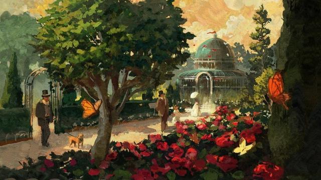 《纪元1800》第二部DLC推出打造自己的植物园