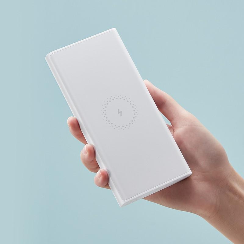小米发布无线充电宝青春版,提供黑白双色选择