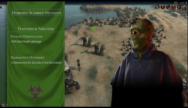 """《文明6》""""红色死亡""""模式预告大逃杀玩法,9月上线"""