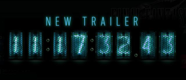 SE官网上线倒计时《最终幻想7:重制版》TGS展前预告将公开