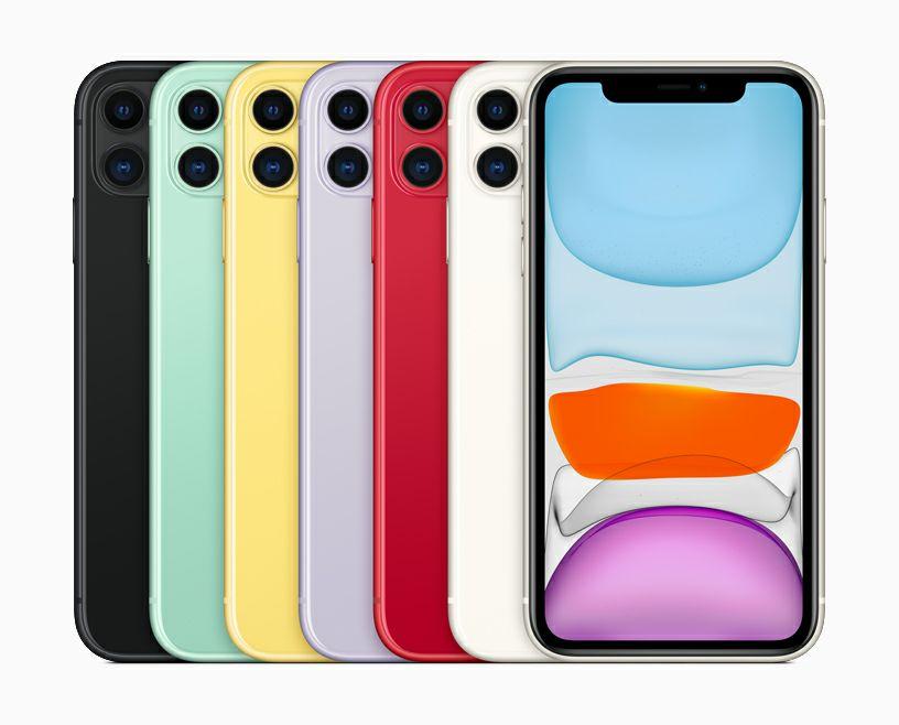 iPhoneXR接替者改名iPhine11,能否在未来一年助力苹果销量上涨?