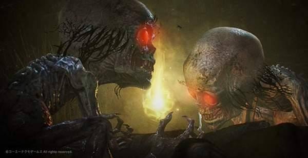 光荣公布《仁王2》新怪物畸形大头婴儿,面相夸张瘆人