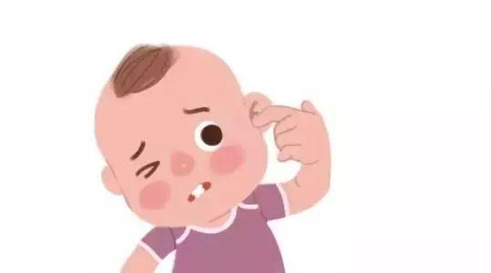 6岁娃耳朵疼,竟是里面藏了半截虫?还是活的!活的图片