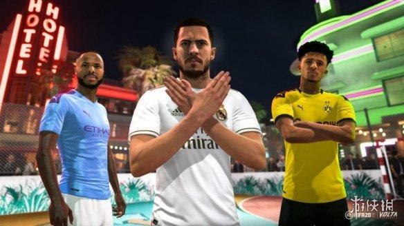 《FIFA 20》试玩demo现已上线PS4/Xbox One/PC