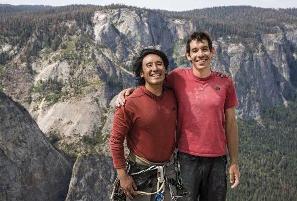 徒手攀岩 豆瓣9.0,这部拿命拍的奥斯卡最佳纪录片你看了吗